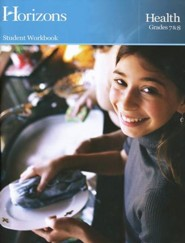 Horizons Health Grades 7 & 8 Workbook