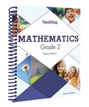 ACSI Math Teacher's Edition, Grade 2 (2nd Edition)