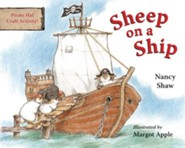 Sheep on a Ship board book  -     By: Nancy Shaw