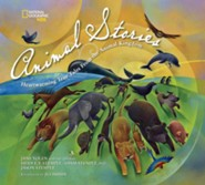 National Geographic Collection of Animal Stories: Heartwarming True Tales from the Animal Kingdom  -     By: Jane Yolen     Illustrated By: Jui Ishida