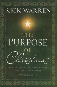 The Purpose of Christmas, Study Guide