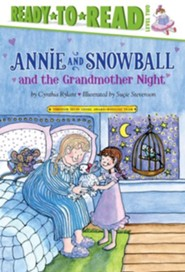 Annie and Snowball and the Grandmother Night - eBook  -     By: Cynthia Rylant     Illustrated By: Sucie Stevenson