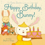 Happy Birthday, Bunny! - eBook  -     By: Liz Garton Scanlon & Stephanie Graegin(Illustrator)