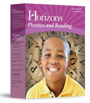 Horizons Phonics & Reading Grade 3 Set