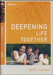 Acts DVD, 2nd Edition