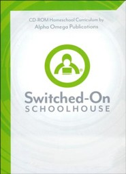 Grade 5 Core 4-Subject Set, Switched-On Schoolhouse