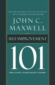 Self Improvement 101: What Every Leader Needs to Know - unabridged audio book on CD