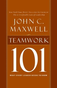 Teamwork 101: What Every Leader Needs to Know - unabridged audio book on CD