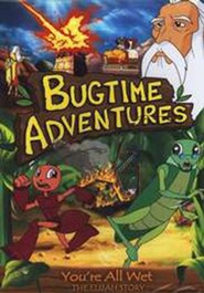 Bugtime Adventures: You're All Wet (The Elijah Story), DVD