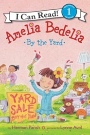 Amelia Bedelia by the Yard, hardcover  -     By: Herman Parish