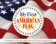 My First American Flag Kit  -     By: Applesauce Press