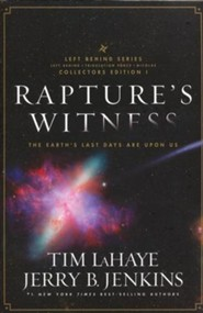 Rapture's Witness, Left Behind Collection #1