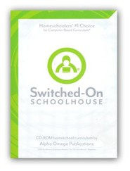 Grade 10 5-Subject Set, Switched-On Schoolhouse
