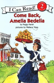 Come Back Amelia Bedelia, Book & CD