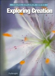 Exploring Creation with Botany, Textbook