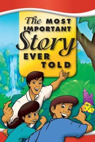 Most Important Story Ever Told, English Edition