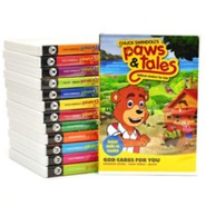 Paws & Tales DVD Collection, Volumes 1-13
