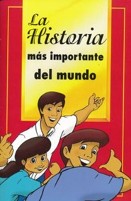 Most Important Story Ever Told, Spanish - 36 Page Edition