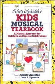 Kid's Musical Yearbook, Choral Book