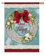 Good Tidings, Flag, Large