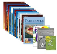 Abeka Grade 2 Homeschool Bible Curriculum Materials Kit