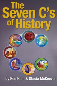 The Seven C's of History Booklet