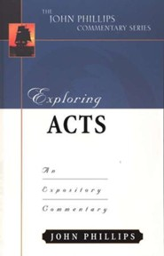 Exploring Acts: An Exploritory Commentary