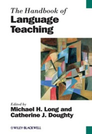 The Handbook of Language Teaching  -     Edited By: Michael H. Long, Catherine J. Doughty     By: Michael H. Long(Ed.) & Catherine J. Doughty(Ed.)
