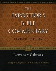 Romans-Galatians, Revised: The Expositor's Bible Commentary