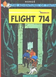 The Adventures of Tintin: Flight 714