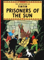 The Adventures of Tintin: Prisoners of the Sun, Young Readers Edition