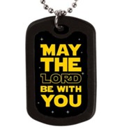 May the Lord, Faith Tag Necklace
