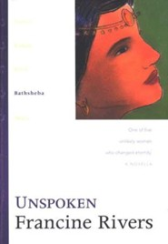 Unspoken, Lineage of Grace Series #4