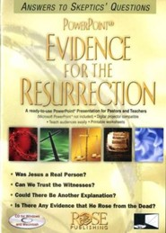 Evidence for the Resurrection: PowerPoint CD-ROM
