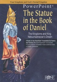 The Statue in the Book of Daniel - PowerPoint CD-ROM