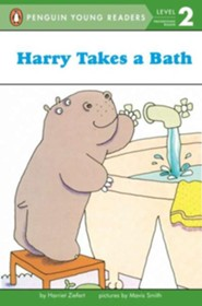 Harry Takes a Bath  -     By: Harriet Ziefert