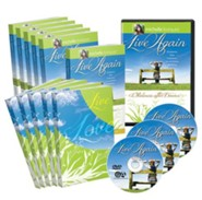 Live Again: Wholeness After Divorce, 8-Session DVD - Deluxe Kit