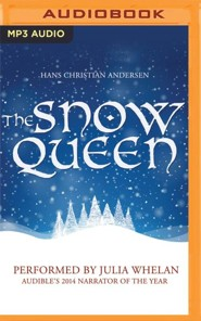 The Snow Queen - unabridged audio book on MP3-CD