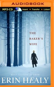 The Baker's Wife - unabridged audio book on MP3-CD