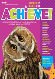 Achieve! Grade 2: Think. Play. Achieve!  -