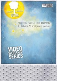 When You Lie Down: Lullabies & Scripture Songs DVD