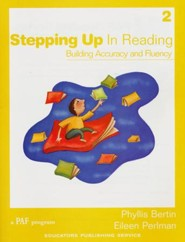 Stepping Up in Reading