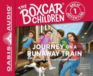 Journey on a Runaway Train - unabridged audio book on CD #1