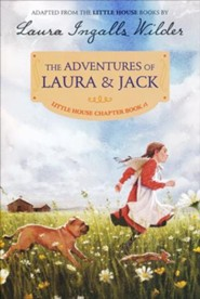 The Adventures of Laura & Jack - reillustrated edition