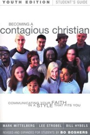 Becoming a Contagious Christian Student Edition  Participants Guide