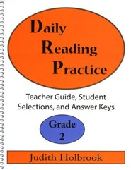 Daily Reading Practice Grade 2 Teacher Guide