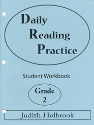Daily Reading Practice Grade 2 Student Workbook
