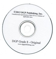 Daily Grammar Practice Grade 8 Overheads on CD-ROM (1st  Edition)