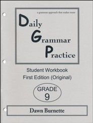 Daily grammar practice grade 9 teacher guide 1st edition dawn daily grammar practice grade 9 student workbook 1st edition fandeluxe Images