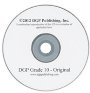 Daily Grammar Practice Grade 10 Overheads on CD-ROM (1st  Edition)